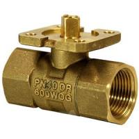 Клапан регулирующий VAI61.., Siemens, Ду40, 16 бар VAI61.40-16