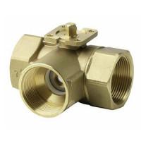 Клапан регулирующий VBI61.., Siemens, Ду15, 16 бар VBI61.15-6.3