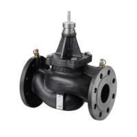 Комбинированный балансировочный клапан ф/ф VPF53.. PN 25, Siemens, Ду65 VPF53.65F35