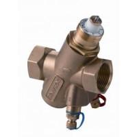 Комбинированный балансировочный клапан VPI45..Q с компенсацией давления и с измерительными ниппелями, Siemens VPI45.20F2Q