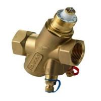 Комбинированный балансировочный клапан VPI45.. с компенсацией давления, Siemens VPI45.50F8.5