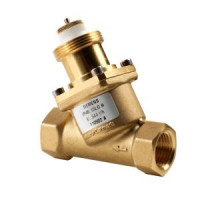 Комбинированный балансировочный клапан ВР-ВР VPI46.., Siemens VPI46.32F4