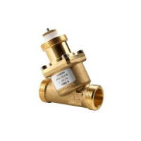 Комбинированный балансировочный клапан НР-НР VPP46.., Siemens VPP46.20F1.4