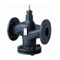 Клапан регулирующий VVF53, Siemens, Ду125, 25 бар VVF53.125-250
