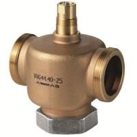 Клапан регулирующий VVG44, Siemens, Ду40, 16 бар VVG44.40-25
