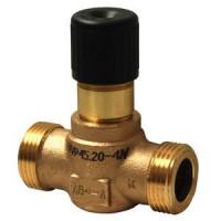 Клапан регулирующий VVP45, Siemens, 16 бар VVP45.10-0.63