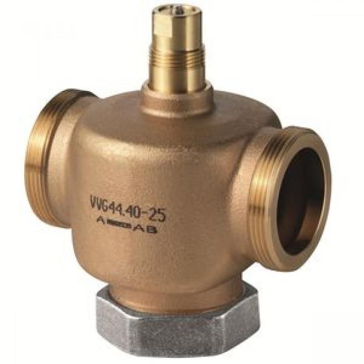 Клапан регулирующий VXG44, Siemens, Ду15, 16 бар VXG44.15-2.5