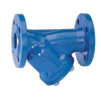 Фильтр сетчатый чугунный фланцевый YS-SF4-PN16, Honeywell, Ду65 YS-SF4-PN16-0065