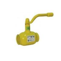 Шаровой стальной кран для газа резьба/резьба, с рукояткой, Broen Ballomax, Ду25, 40/12 бар КШГ 70.100.025.А