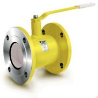 Шаровой стальной кран для газа фланец/фланец, с рукояткой, Broen Ballomax, Ду100, 16/12 бар КШГ 70.103.100.А
