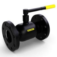 Шаровой стальной кран для газа фланец/фланец полнопроходной, с рукояткой, серия 70.113, Broen Ballomax, Ду80 КШГ 70.113.080.А