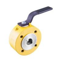 Шаровой стальной кран для газа фланец/фланец, компактный, Broen Ballomax, Ду150 КШГ 70.413.150.А