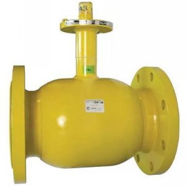 Шаровой стальной кран для газа фланец/фланец, с ИСО-фланцем, Broen Ballomaх, Ду200, 25/12 бар КШГ 71.103.200.А