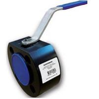 Шаровой стальной кран межфланцевый полнопроходной КОМПАКТ, с рукояткой, Broen Ballomax, Ду25 КШТ 60.415.025.А