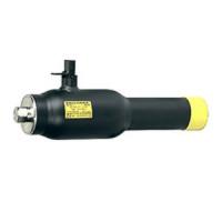 Сервисный шаровой кран сварка/резьба+пробка, для спуска воздуха, Broen Ballomax, Ду25, 40 бар КШТ 60.701.025.Б