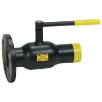 Кран шаровой сталь Ballomax КШТ 61.104 Ду 150 Ру25 фл/под привар ISO-фл и рукоятка BROENКШТ 61.104.150