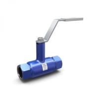 Шаровой стальной кран резьба/резьба полнопроходной Energy, с рукояткой, LD, Ду15, 40 бар КШЦM Energy 015.040.03п/п