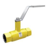 Шаровой стальной кран резьба/резьба Energy, с рукояткой, LD, Ду65, 25 бар КШЦM Energy 065.025.03