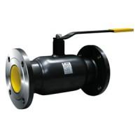 Кран шаровой сталь КШ.Ц.Ф Ду 80 Ру16 фл равнопроходной L=210мм LDКШ.Ц.Ф.080.016.П/П.02