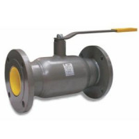 Шаровой стальной кран фланец/фланец Energy полнопроходной, с рукояткой, LD, Ду15, 40 бар КШЦФ Energy 015.040.03п/п