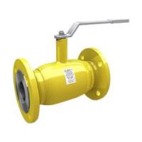 Шаровой стальной кран фланец/фланец Energy, с рукояткой, LD, Ду80, 16 бар КШЦФ Energy 080/070.016.03