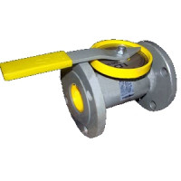 Кран шаровой сталь Regula Ду 200 Ру25 фл с редуктором LDКШ.Ц.Ф.Р. Regula 200/150.025.Н/П.02