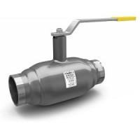 Шаровой стальной кран сварка/сварка полнопроходной, с рукояткой, LD, Ду80, 25 бар КШ.Ц.П.080.025.02полн.
