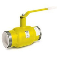 Кран шаровой сталь газ КШ.Ц.П Ду 100 Ру25 п/привар LDКШ.Ц.П.GAS.100/080.025.Н/П.02
