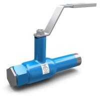 Шаровой стальной кран резьба/сварка спускной Energy, с рукояткой, LD, Ду25 КШЦС Energy 025.040.03