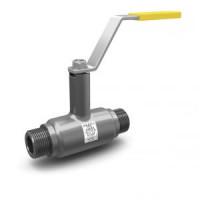 Шаровой стальной кран цапковый Energy, с рукояткой, LD, Ду80, 25 бар КШЦЦ Energy 080/070.025.03