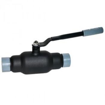 Кран шаровой сталь 11с67п Ду 25 Ру40 п/привар полнопроходной TitanЦП.00.1.040.025